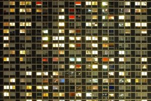 Julien Barro, unity and variations by night